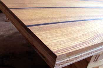 Residential Teak Decking
