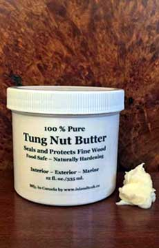 Tung Nut Butter
